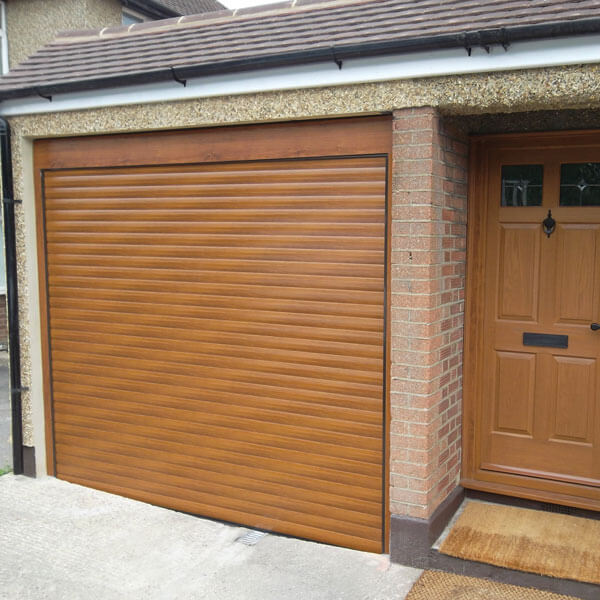 Single Garage Door Newcastle
